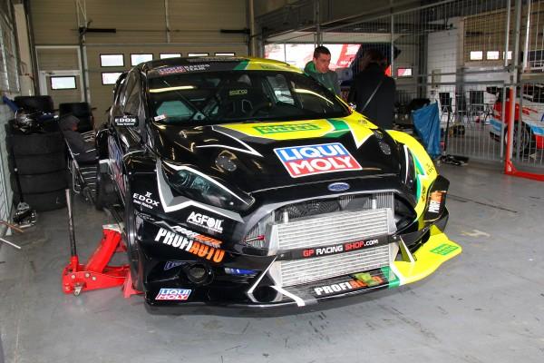 Ford Fiesta WRC EVO Marek Rybnicek