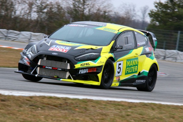 Rybnicek Marek Ford Fiesta WRC EVO