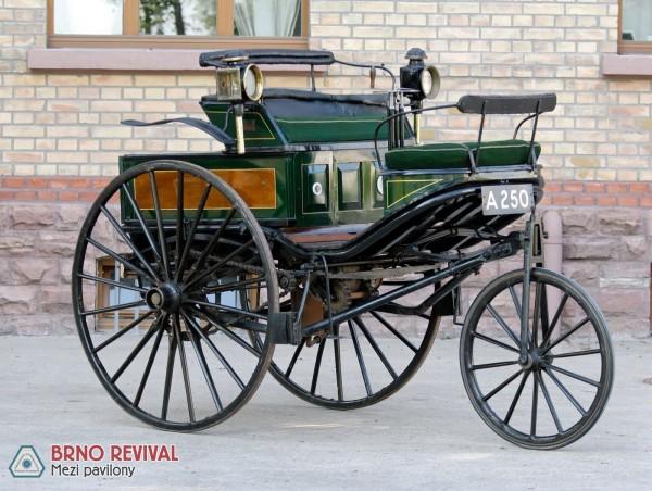 Benz Patent Motorwagen0005