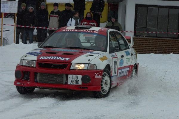 2005 Rally Vysocina Okrisk