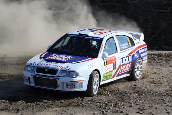 2010 Horacka Rally Trebic 01