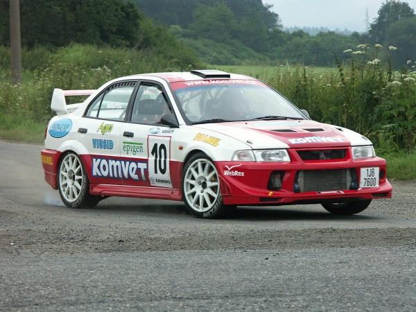 2004 Rally Pacejov